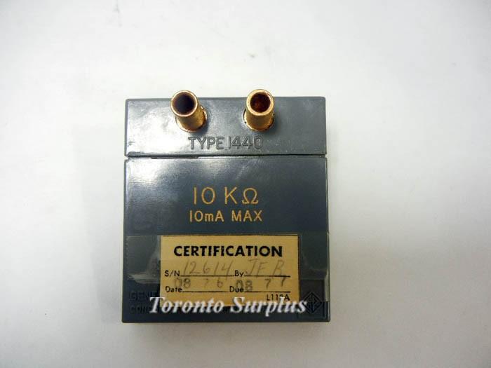 General Radio Type 1440-9641
