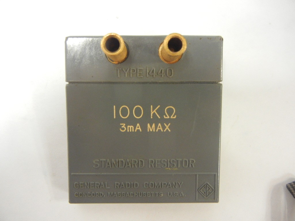 General Radio Type 1440-9651