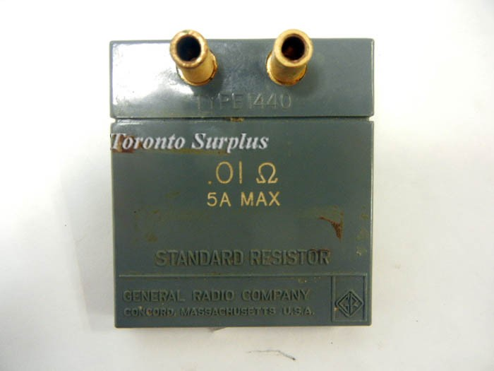 General Radio Type 1440-9671