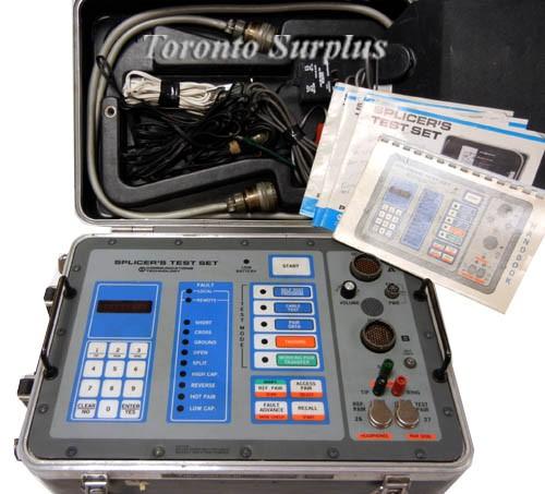 Communications Technology / CTC C-9955 / C9955 Splicer's Test Set