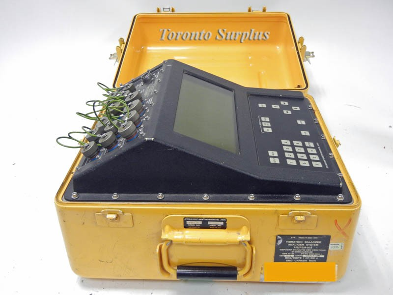 Dynamic Instruments Main Control Unit Processor
