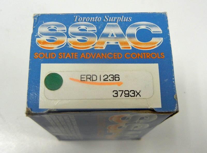 SSAC ERDI236 Econo Timer Time Delay Relay