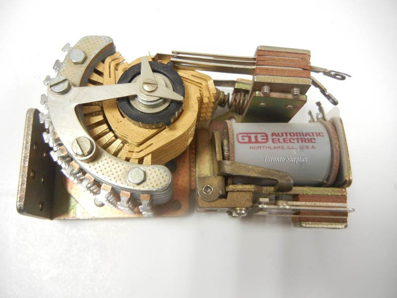 GTE Automatic Electric PW 156361 CFF A Switch