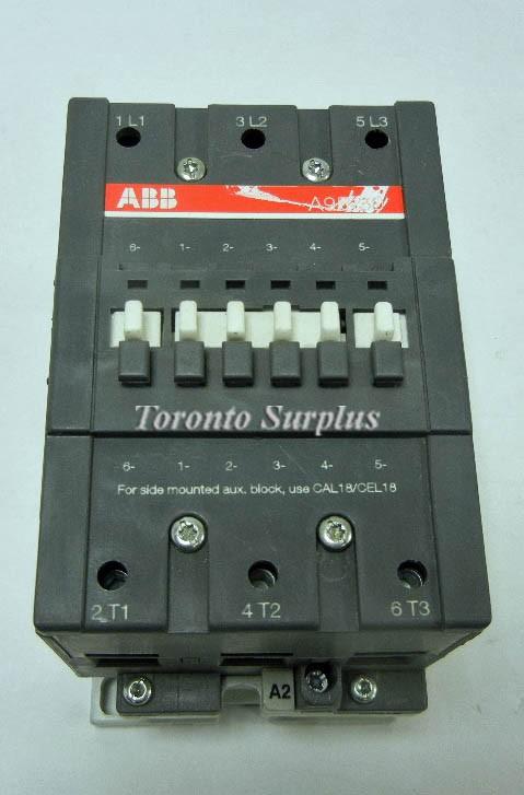 ABB A953000 A953000 Contactor 3 Phase Coil 110V 50Hz 110