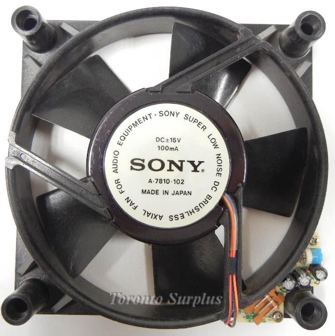 Sony A-7810-102 Axial Fan
