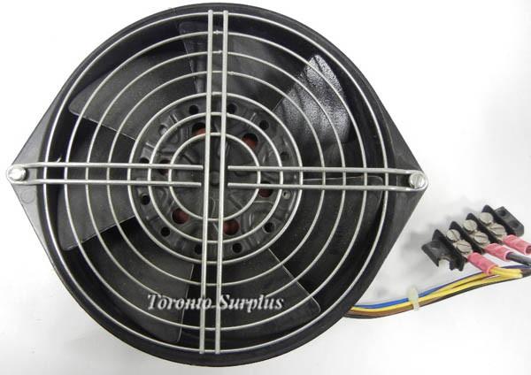 EBM W2S130-AA03-49 Blower Fan