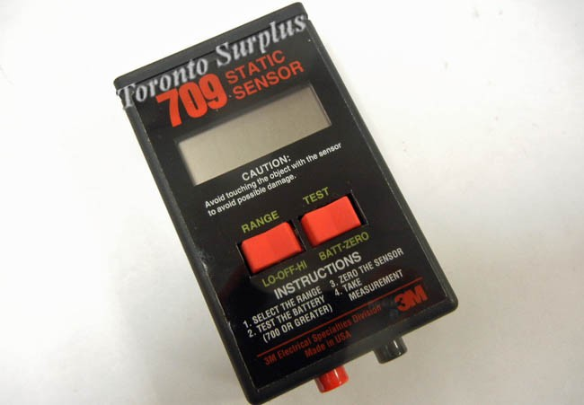 3M Static Sensor 709