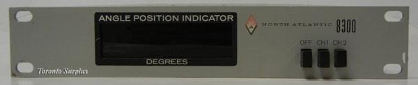 North Atlantic 8300 - Angle Position Indicator