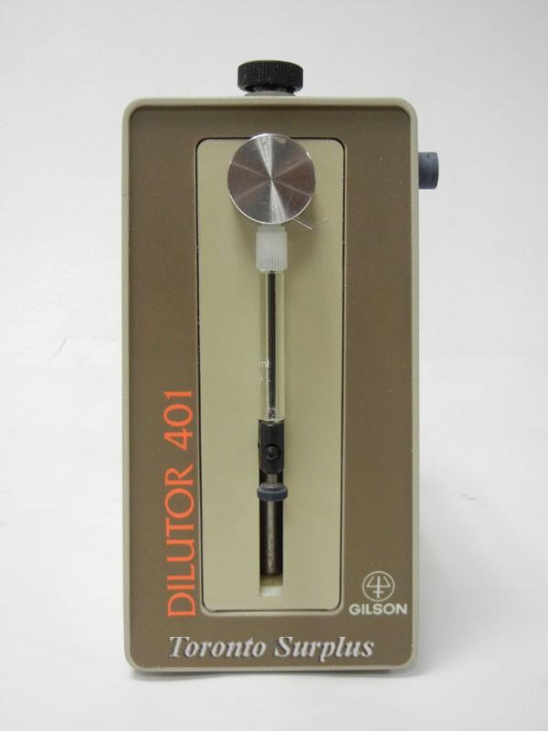Gilson 401 Dilutor, HPLC / Chromatography
