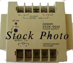 Omron S82K-0524 PLC Power Supply
