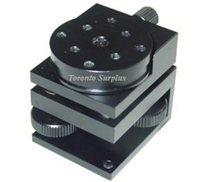 Melles Griot 07 TTC 501 / TTC501 Prism/Tilt Table with Rotation - BRAND NEW/NOS