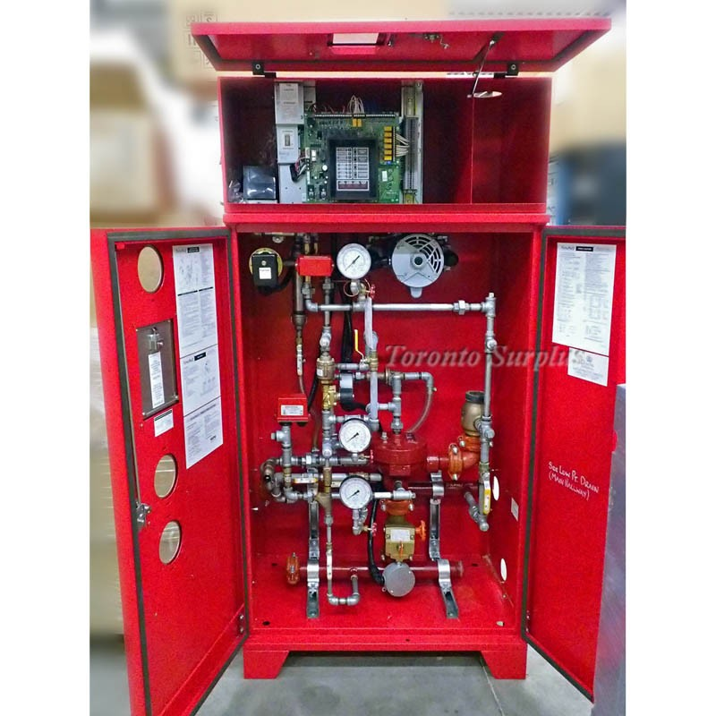 Viking TotalPac2 Fireflex Integrated Sprinkler Fire Protection System