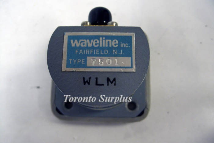 Waveguide 7501 WLM