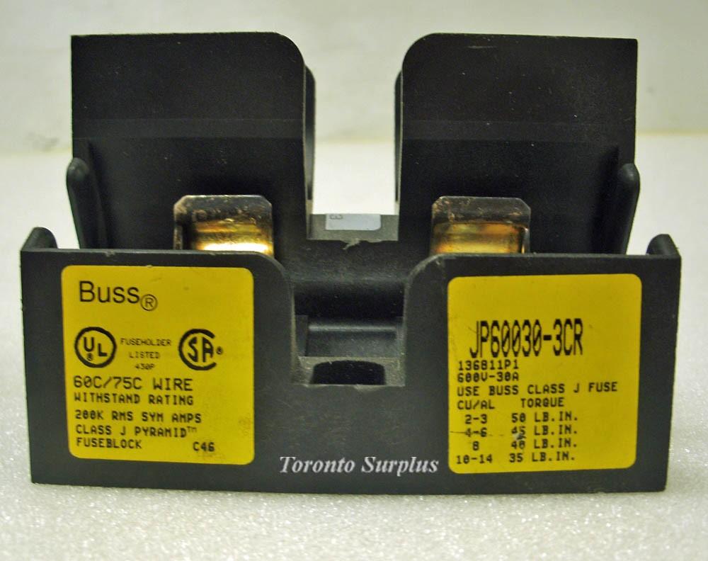 Buss JP60030-3CR