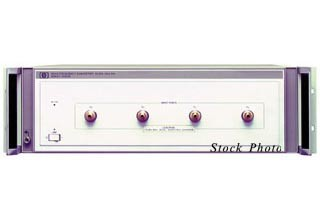 HP 8511C / Agilent 8511C Frequency Converter, 45 MHz to 26.5 GHz