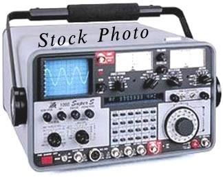 IFR Aeroflex 1200S Communications Monitor with Built-in Spectrum Analyzer, 1 GHz