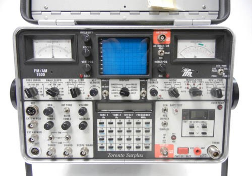 IFR FM/AM 1500