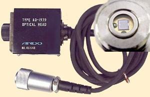 Ando AQ-1939 Optical Head, Fiber
