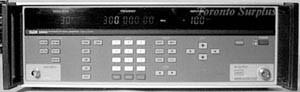Fluke 6060A Synthesized RF Generator