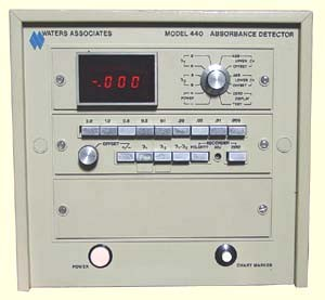 Waters Millipore 440 Absorbance Detector