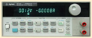 a  20V,   2.0A HP 6612C / Agilent 6612C System Power Supply, 0-20 VDC, 0-2 Amp (In Stock) z1