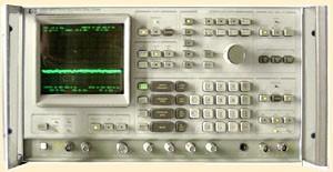 HP 3585A / Agilent 3585A Spectrum Analyzer 20 Hz to 40.1 MHz