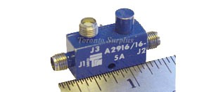 TRM Technical Research Manufacturing A2916 / 16-5A Coupler