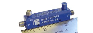 TRM Technical Research Manufacturing A2916 / 16-3A Coupler