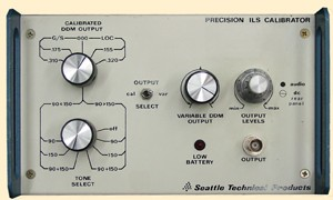 Seattle Technical Products ILS Calibrator