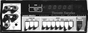 Fluke 8800A - Digital Multimeter