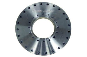 """MDC 150043 CF Reduction Flange 10"""" to 8"""""""