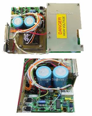 Harris Inverter/ Rectifier Assembly 2A2.   24V AC or DC to 115V @ 400Hz AC
