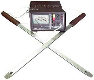 Vaisala HMI 14 RH&T Relative Humidity & Temperature Indicator with HMP 16 & HMP 16A Sword Probes