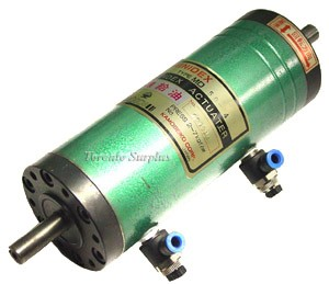 Kamo Seiko MINIDEX MD50-4 Miniature Precision Air Rotary Index Actuator