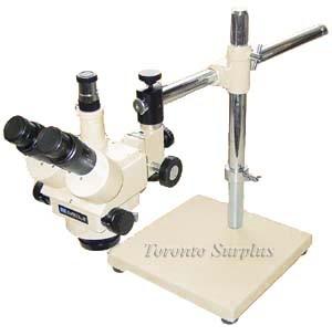 Meiji EMZ-TR Microscope with Trinocular Body