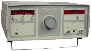 Comstron 1002 Precision Signal Source 1 Hz to 2MHz