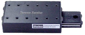 Parker Daedal Linear Slide - Metric