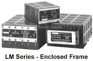 a   7V,    0.35A Lambda LM-251 Power Supply, Linear Regulated 0-7 V, 0.35 Amp
