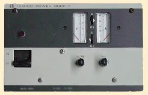 a  15V, 25A Kepco JQE15-25M Power Supply, 1/2 Rack, 0-15 V, 0-25 A