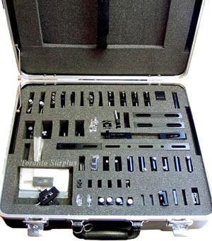 OptoSigma 155-2020 Mini-Rail Kit / Optical Mini-System Kit