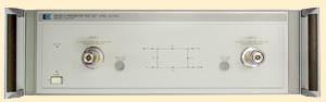 HP 8515A / Agilent 8515A S-Parameter Test Set 45 MHz - 26.5 GHz Compatible with HP 8340B, 8510A