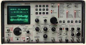 Motorola R-2009D/ R2009D Communications System Analyzer / Service Monitor