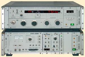 Rohde & Schwarz SBUF TV Test Transmitter 25-1000 MHz & SBUF-E1 Vision Modulator