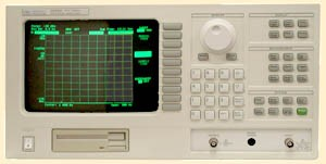HP 3588A / Agilent 3588A Spectrum Analyzer 10 Hz to 150 MHz with OPT 001, 003 & HPIB