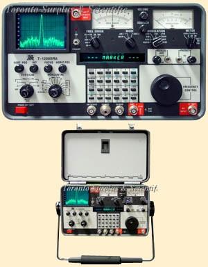 IFR Aeroflex 1200SRA / T-1200SRA / T1200 SRA / T1200SRA Communications Monitor / Receiver