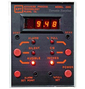 APT Advanced Process Technology Model 2000 Liquid Level Sensor