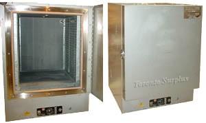 Lab-Line Model SK297 Oven with MTL-67117 High Temperature Cutoff & Alarm Box
