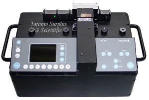 Ericsson FSU 925 Fusion Splicer / Fiber Optic Splicer with RTC or Man/Auto Modes (In Stock) z1