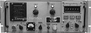 Harris RF-131-122 HF Exciter