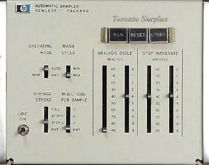 HP 7670A / Agilent  7670A Automatic Sampler for Gas Chromatography